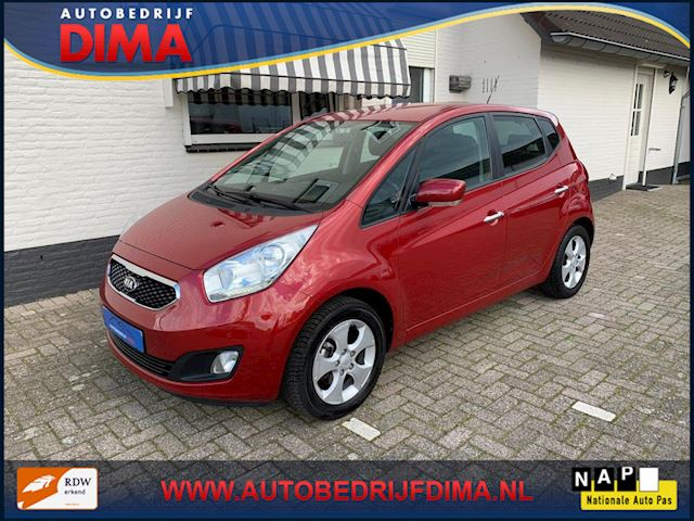 Kia Venga 1.6 CVVT Super Pack / ECC/ Keyless Entry/ PDC/ Stoelverwarming/ BT