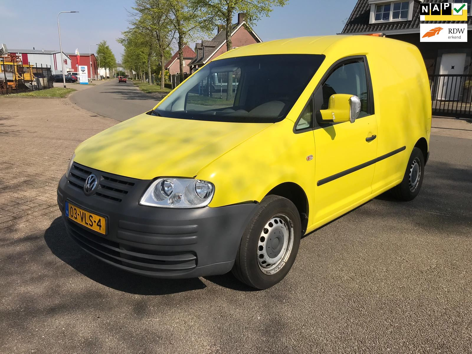 Volkswagen Caddy occasion - ABV Holland