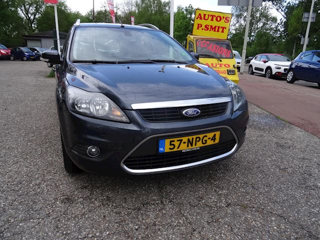 Ford Focus Wagon 1.8 Limited NAVI AIRCO/CRUISE CONT