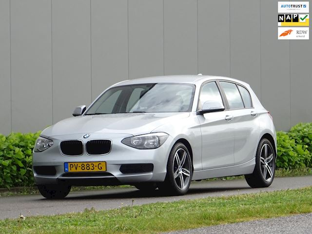 BMW 1-serie 116D High Sport _@ LEER / 40.320km! / Dealer-Oh / LEER!