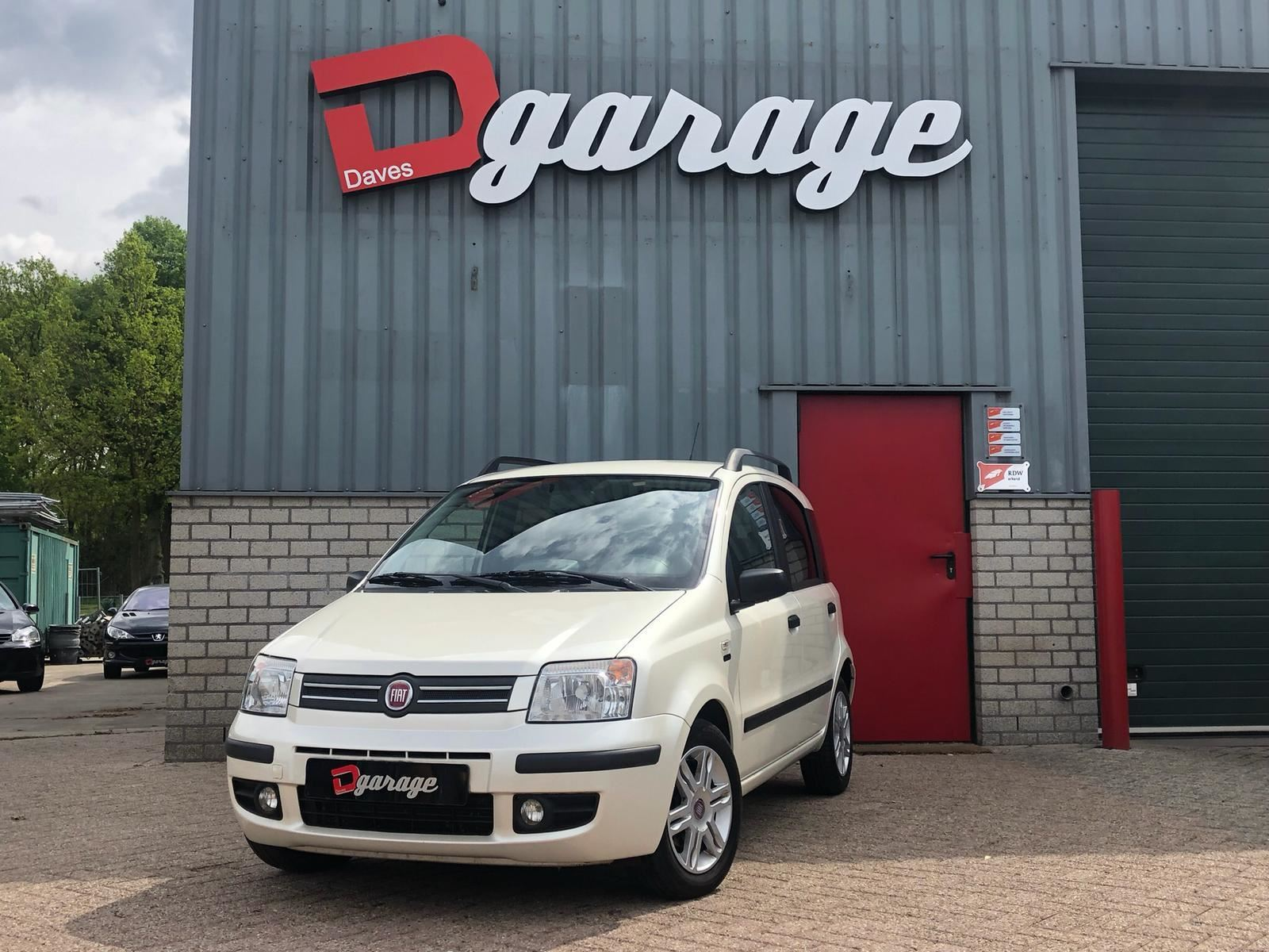 Fiat Panda occasion - Dave's Garage