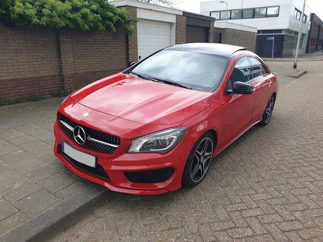 Mercedes-Benz CLA-klasse occasion - BAM Cars