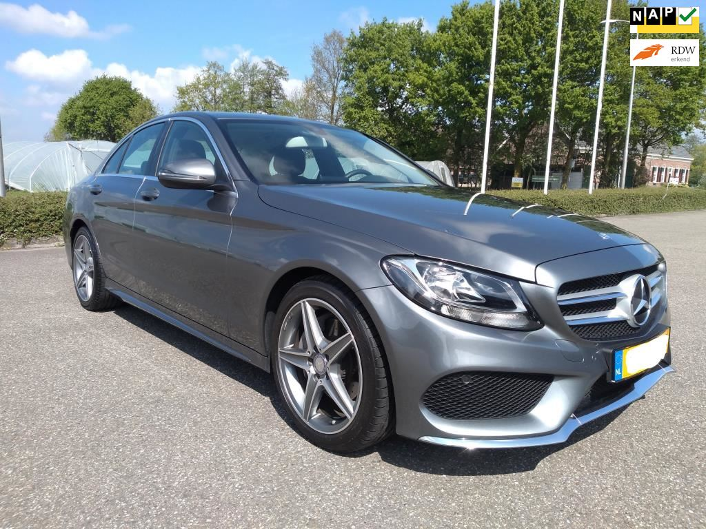 Mercedes-Benz C-klasse occasion - Visser Automotive Heerle