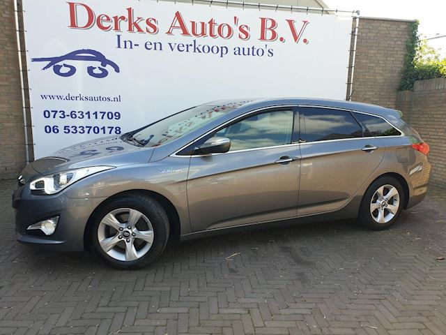 Hyundai I40 Wagon 1.6 GDI Blue Business Edition NAVI CLIMA LMV