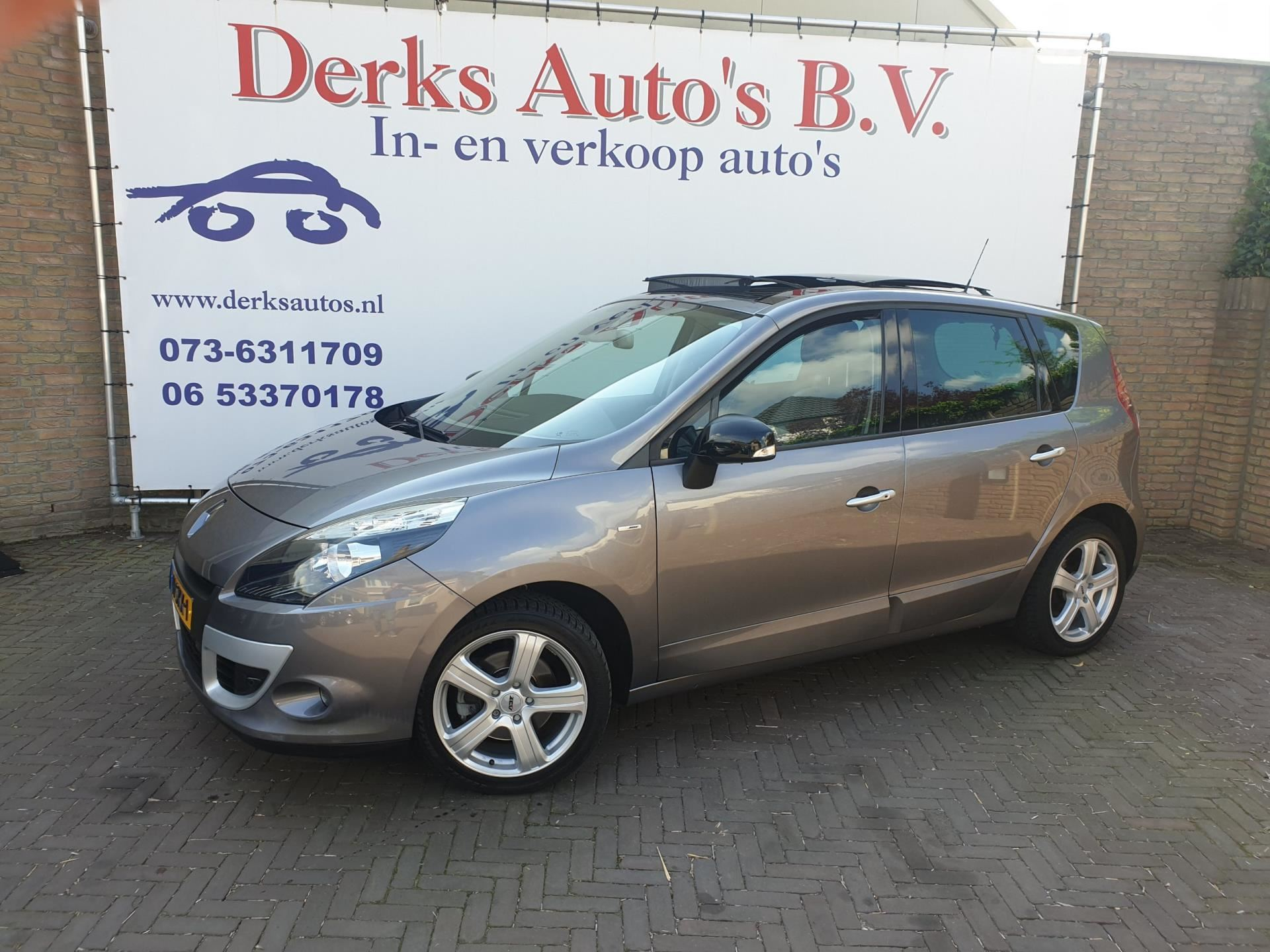 Renault Scénic occasion - Derks Auto's B.V.