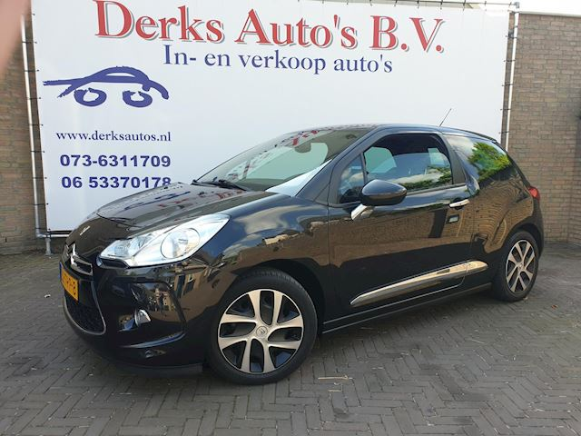 Citroen DS3 1.6 e-HDi So Chic