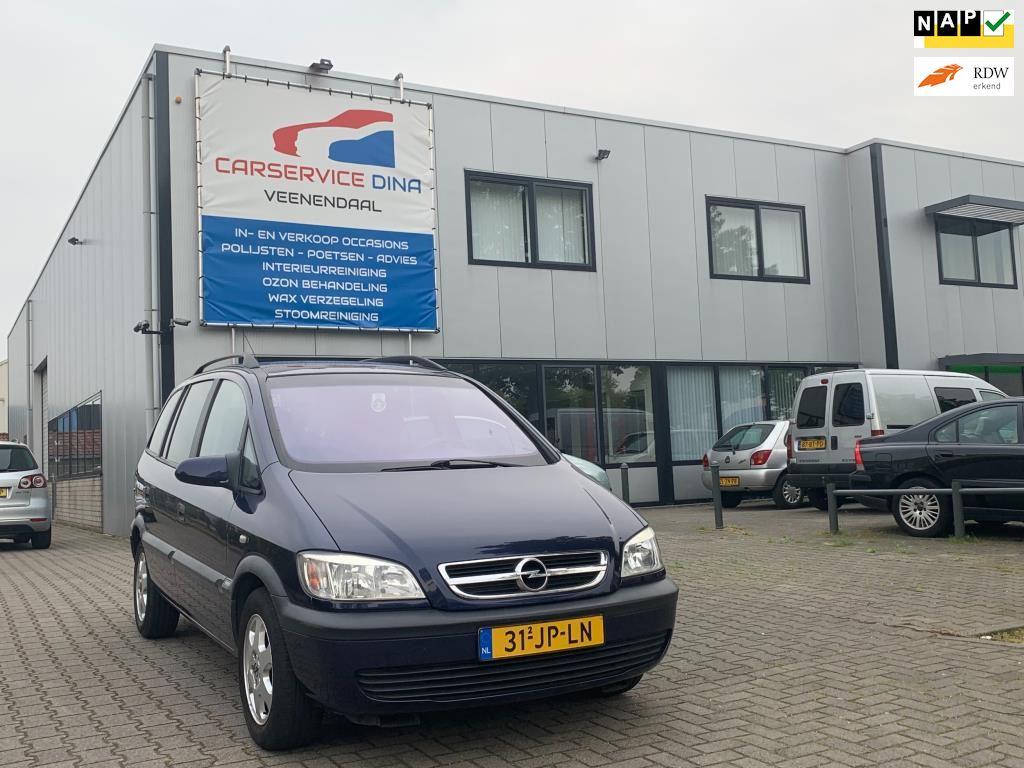 Opel Zafira occasion - Dina Carservice