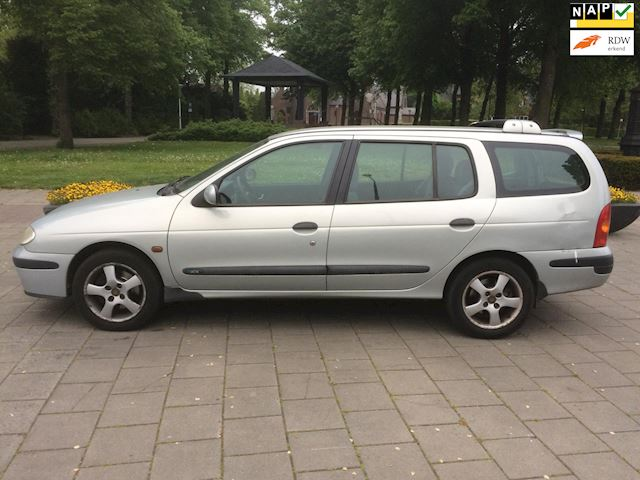 Renault Mégane Break 1.6-16V Expression