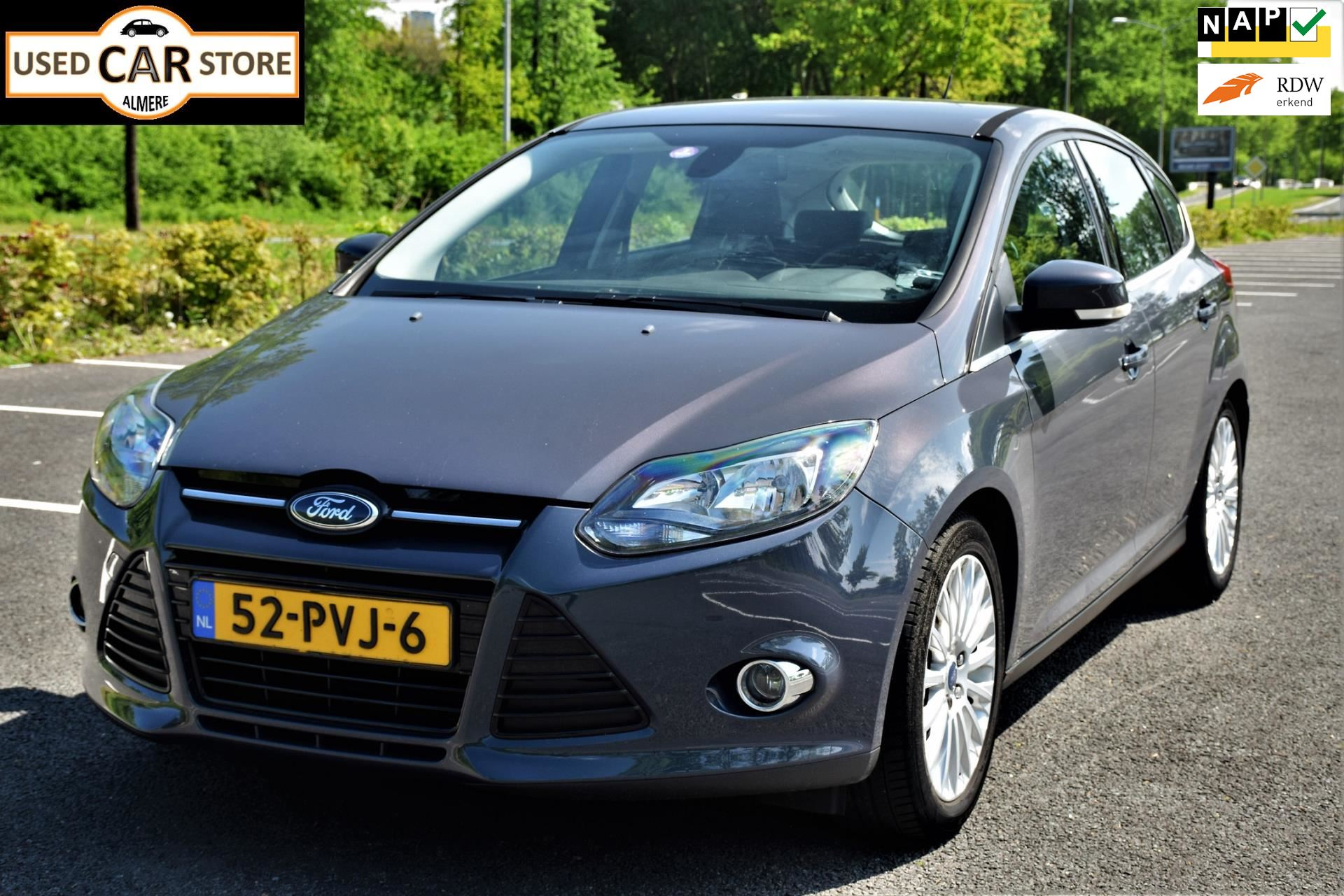 Ford Focus occasion - Used Car Store Almere