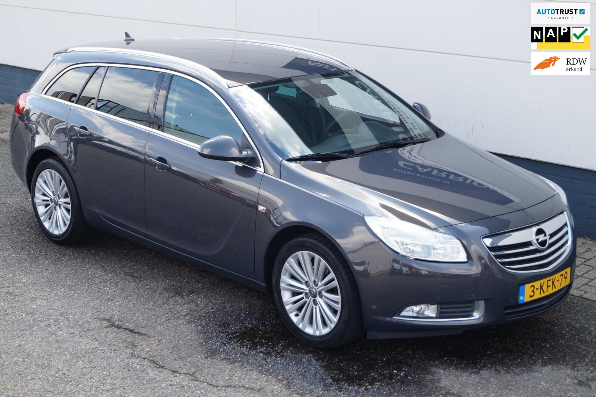 Opel Insignia Sports Tourer occasion - CARRION