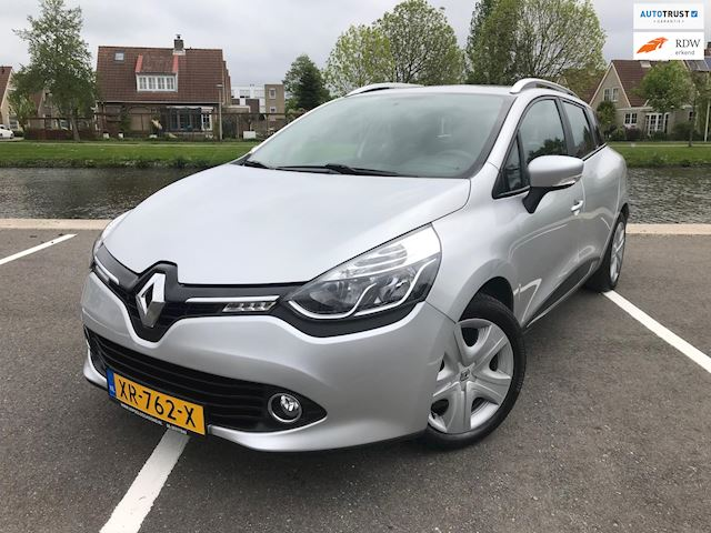 Renault Clio Estate 0.9 TCe Expression NAVI AIRCO PDC GARANTIE