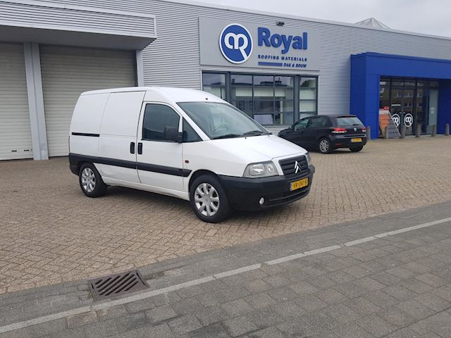 Citroen Jumpy 2.0 HDi Comfort 900 2005 NWE MODEL I.Z.G.STAAT
