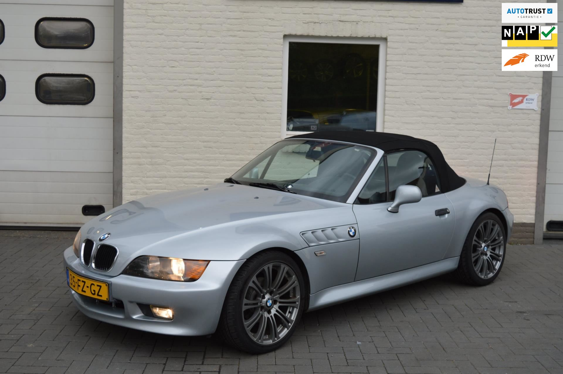 BMW Z3 Roadster occasion - A2 Automobielen