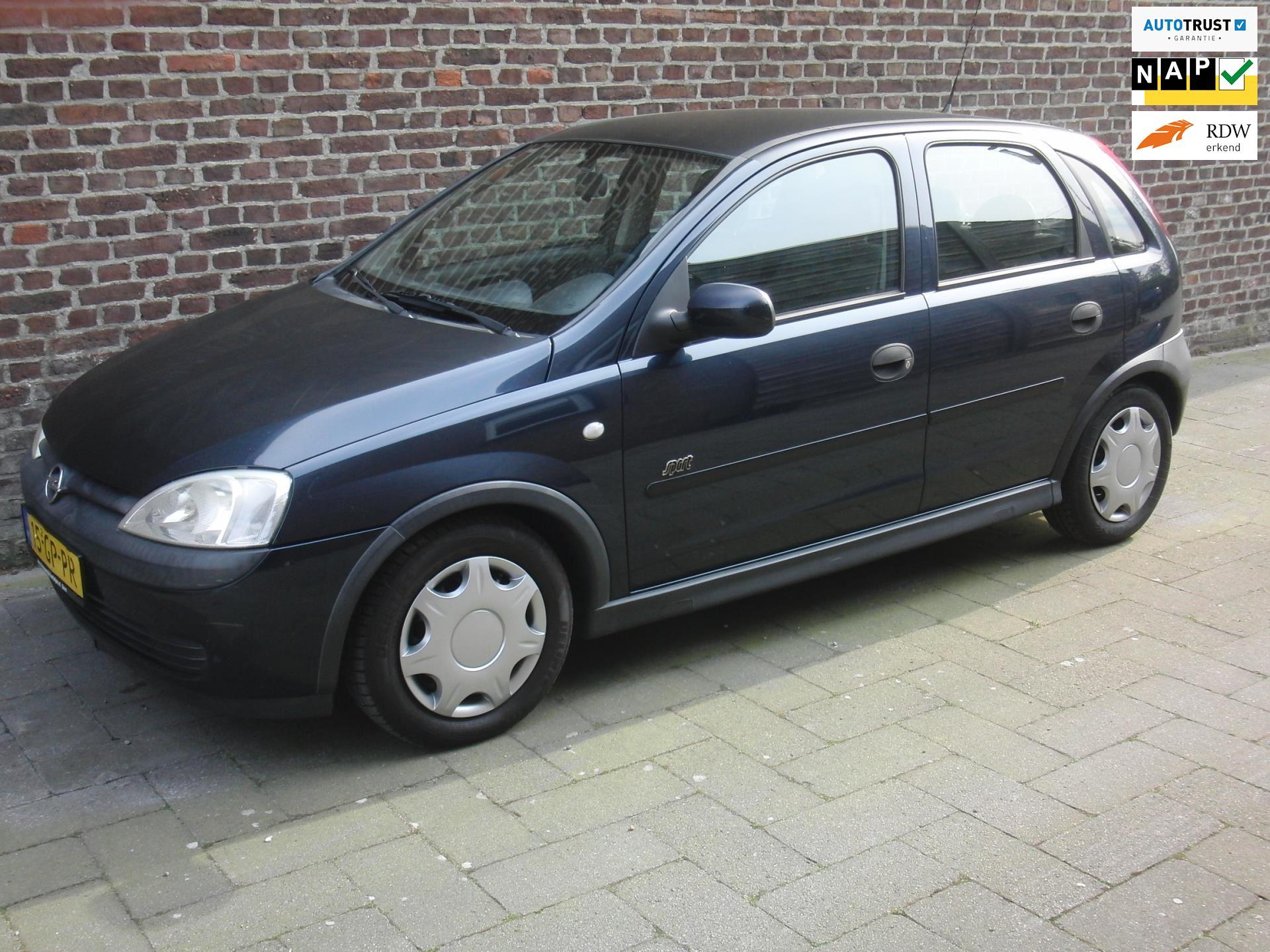 Opel Corsa occasion - Auto Zoer
