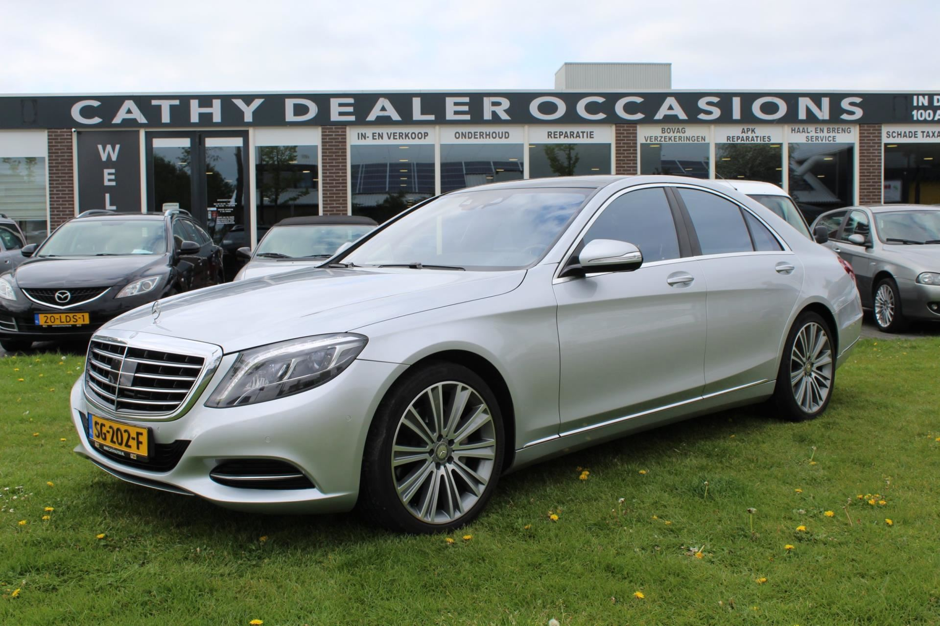 Mercedes-Benz S-klasse occasion - Cathy Dealer Occasions