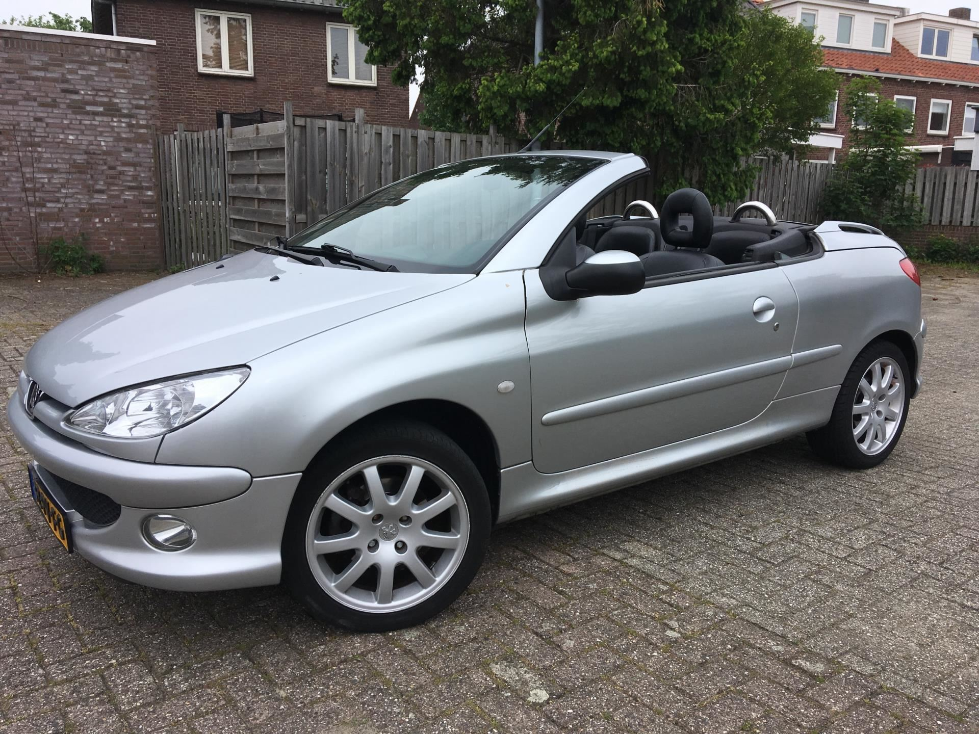 Peugeot 206 CC occasion - Joris Automotive