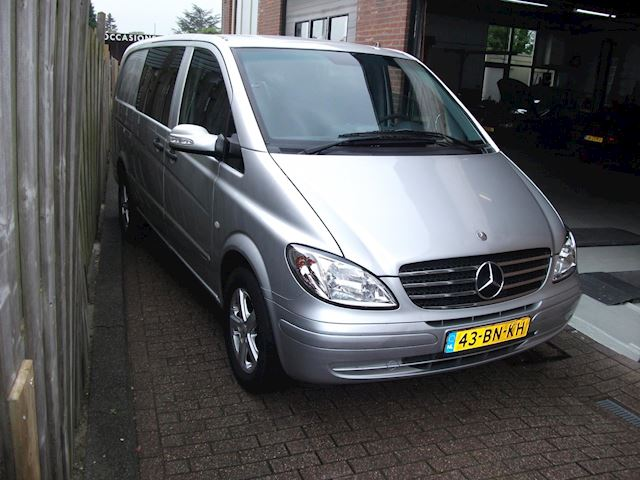 Mercedes-Benz Vito 111 CDI 320 dubbel cabine marge autom