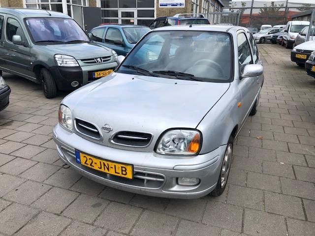 Nissan Micra 1.4 Clair