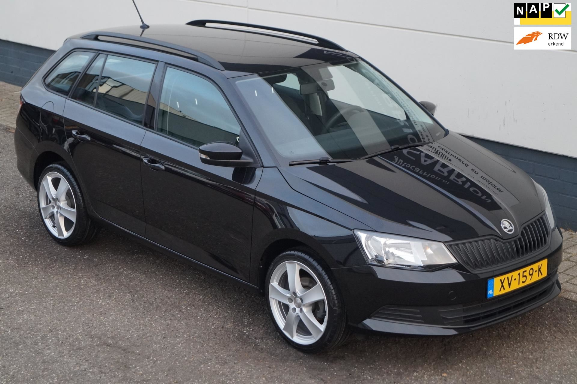 Skoda Fabia Combi occasion - CARRION