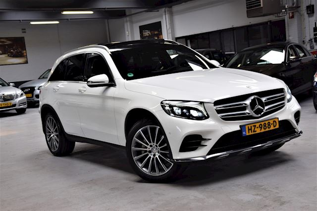 Mercedes-Benz GLC-klasse 250 d 4MATIC Edition 1 *AMG Pakket*Panorama-dak Distronic+ Dodehoek sensor BTW