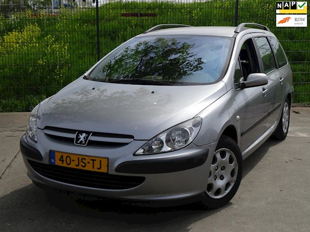 Peugeot 307 Break 2.0 HDi XS *EXPORT*