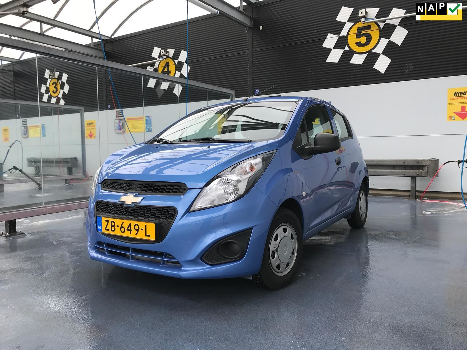 Chevrolet Spark occasion - Pitstop Car Trading