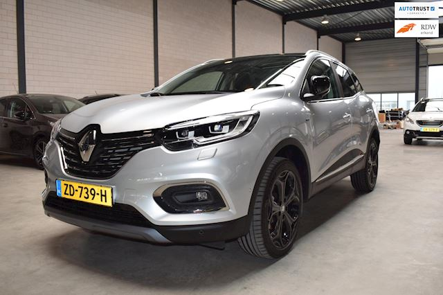 Renault Kadjar New 160 pano dak trekhaak Black Edition