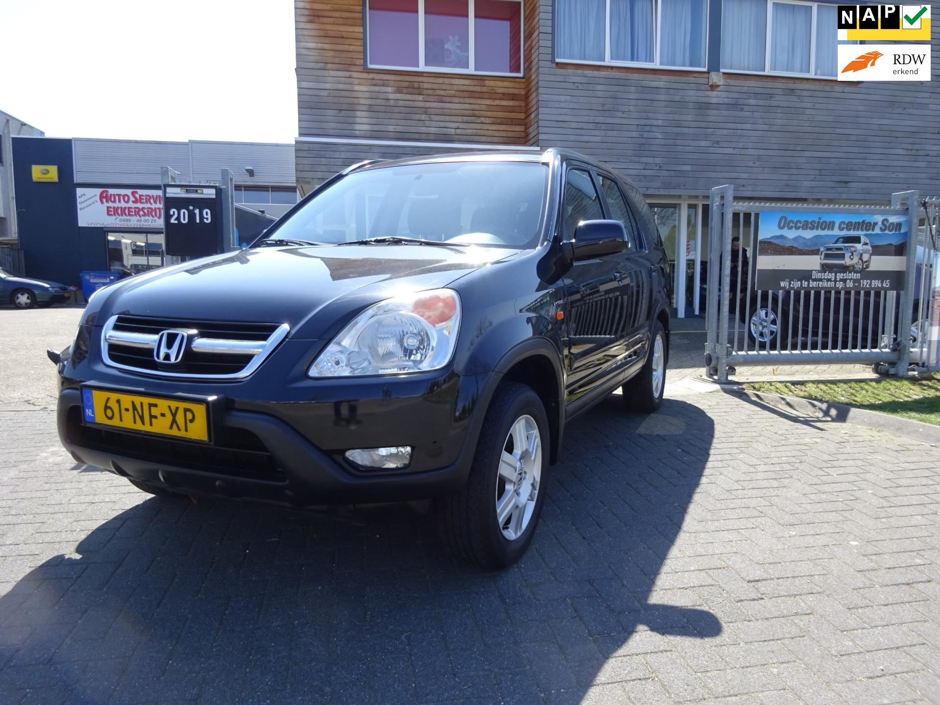 Honda CR-V occasion - Occasion Center Son B.V.
