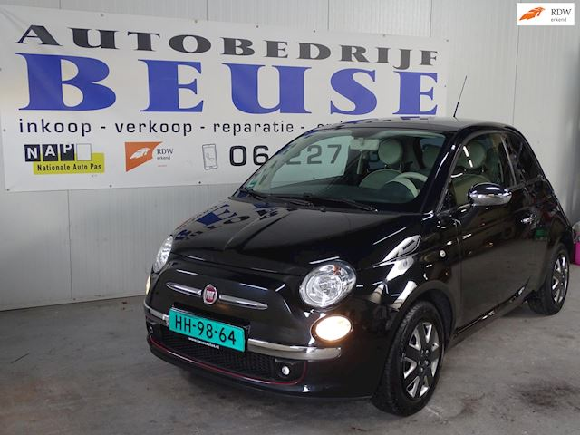 Fiat 500 occasion - Beuse Auto's