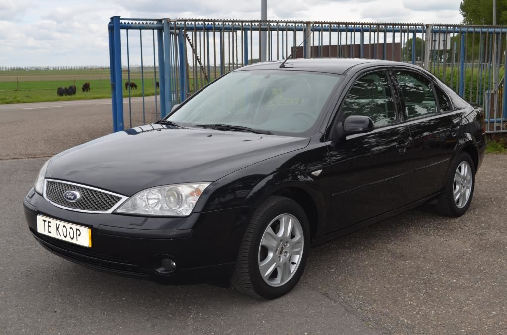 Ford Mondeo occasion - Weteringbrug Auto's