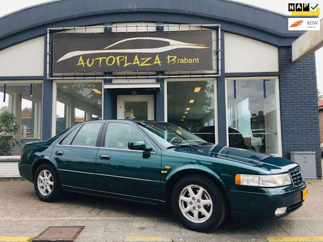 Cadillac Seville 4.6-V8 STS / 305 PK/ CRUISE/ LEER/ AUTOMAAT/ STOELVERWARMING/ CLIMATE/ VOL OPTIES