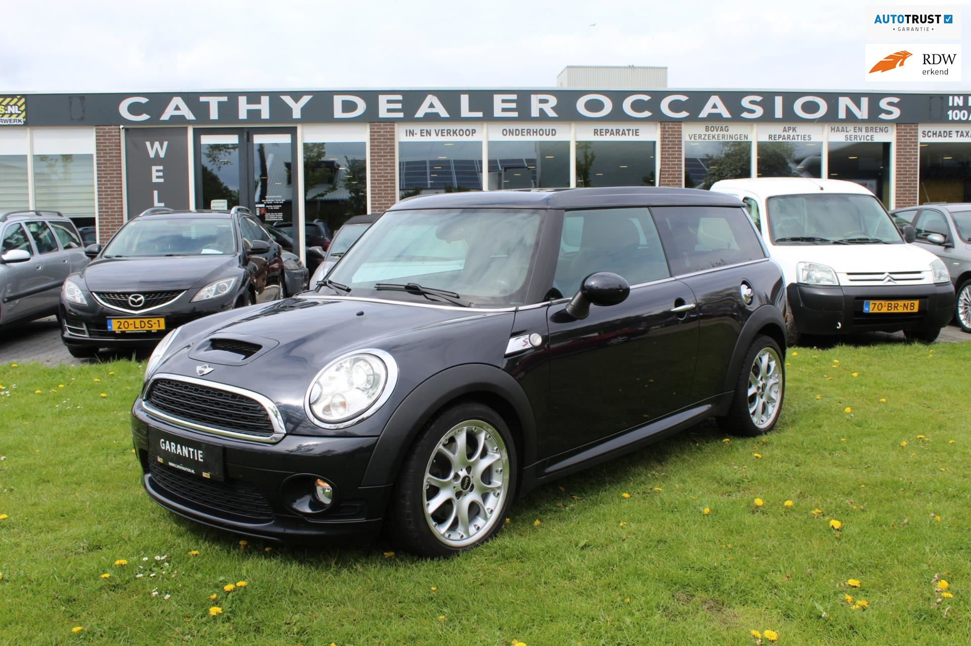 Mini Mini Clubman occasion - Cathy Dealer Occasions
