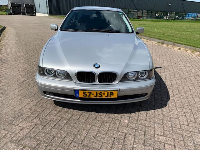 BMW 5-serie 525d Edition