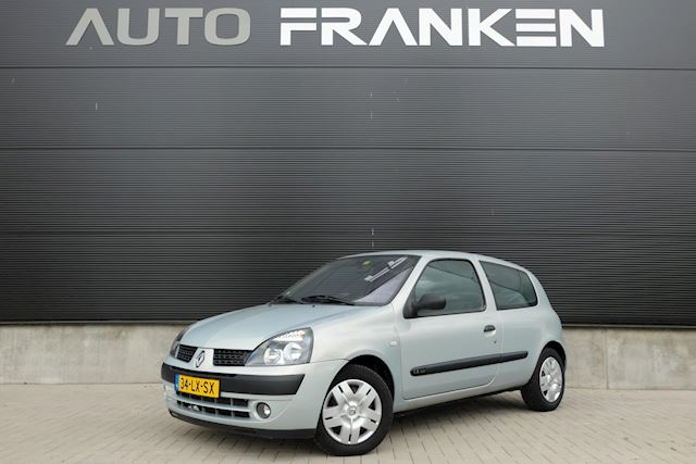 Renault Clio 1.4 16V Automaat