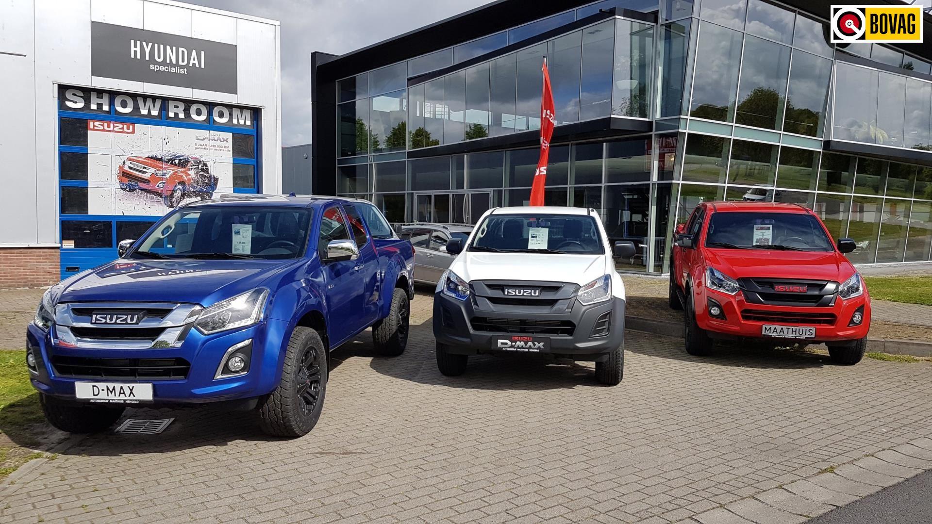 Isuzu D-Max occasion - Autobedrijf  Maathuis Hengelo