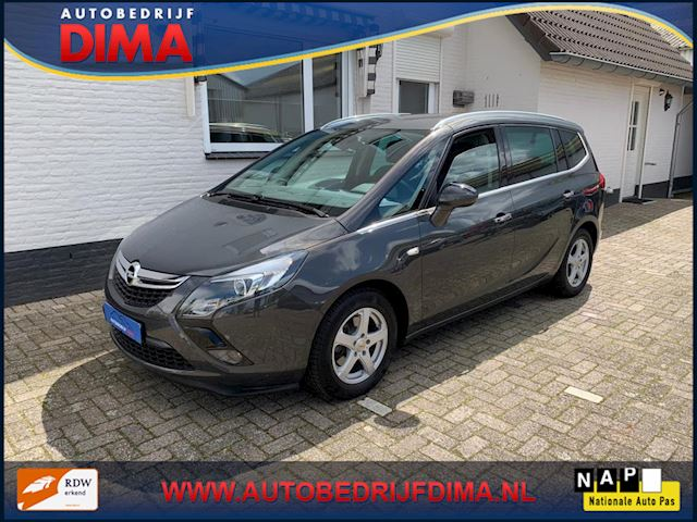 Opel Zafira Tourer 1.4 Design Edition 7p. Automaat/ Navi/ Camera/ Trekhaak Afnb