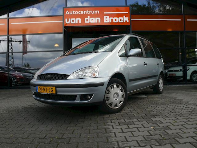 Ford Galaxy 2.0-8V Cool Edition 7Persoon,s Airco Elec Pakket 7 zitter