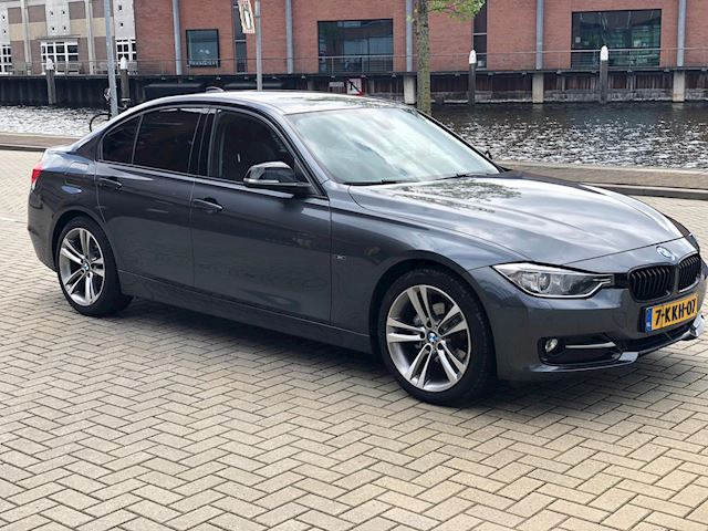 BMW 3-serie 320i EfficientDynamics Edition High Executive KEYLES-GO-GR.BEELDNAVIGATIE-VOLLE AUTO