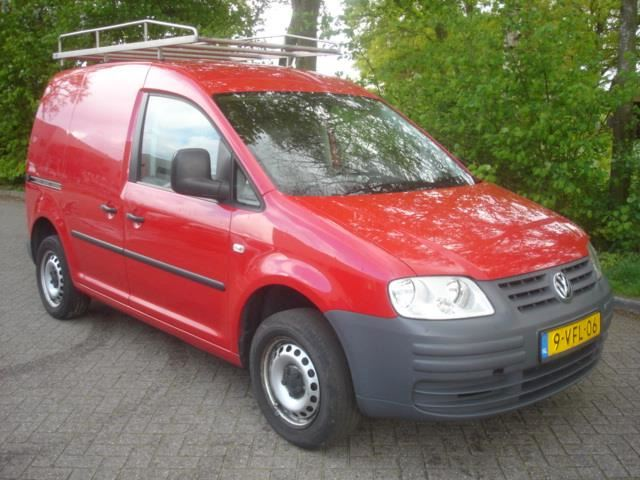 Volkswagen Caddy 1.9 TDI Motor defect
