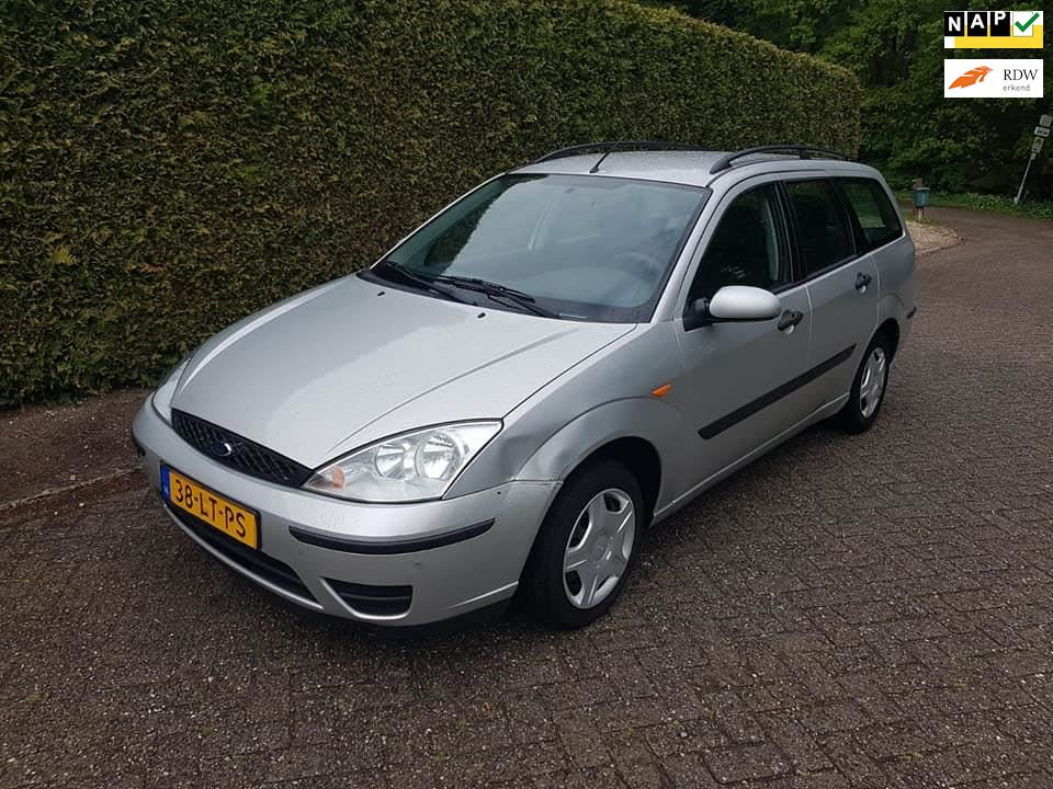 Ford Focus Wagon occasion - Auto Veldhuizen