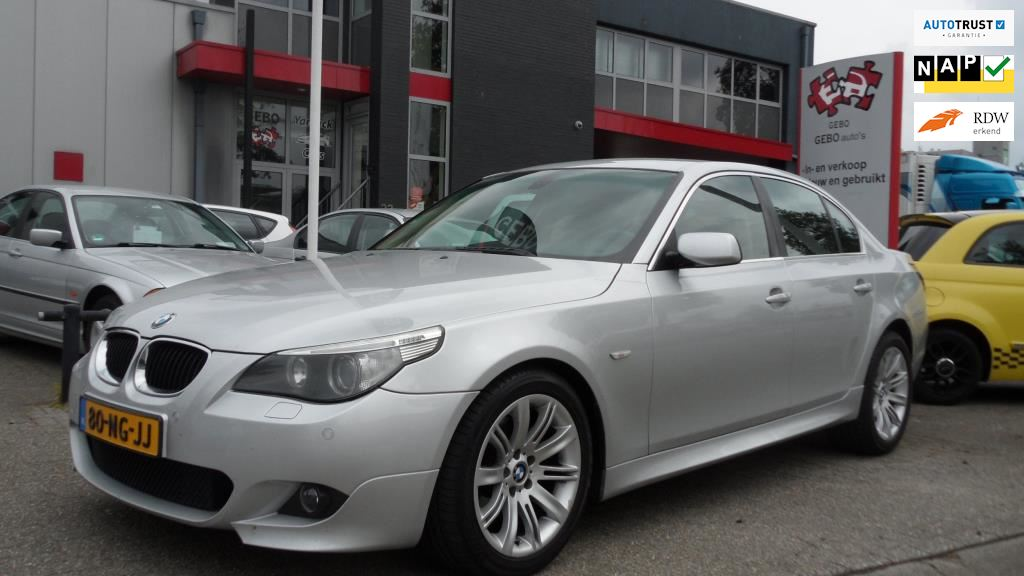 BMW 5-serie occasion - Gebo Auto's