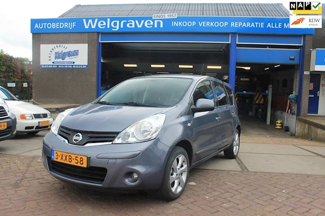 Nissan Note 1.4 Connect Edition verkocht