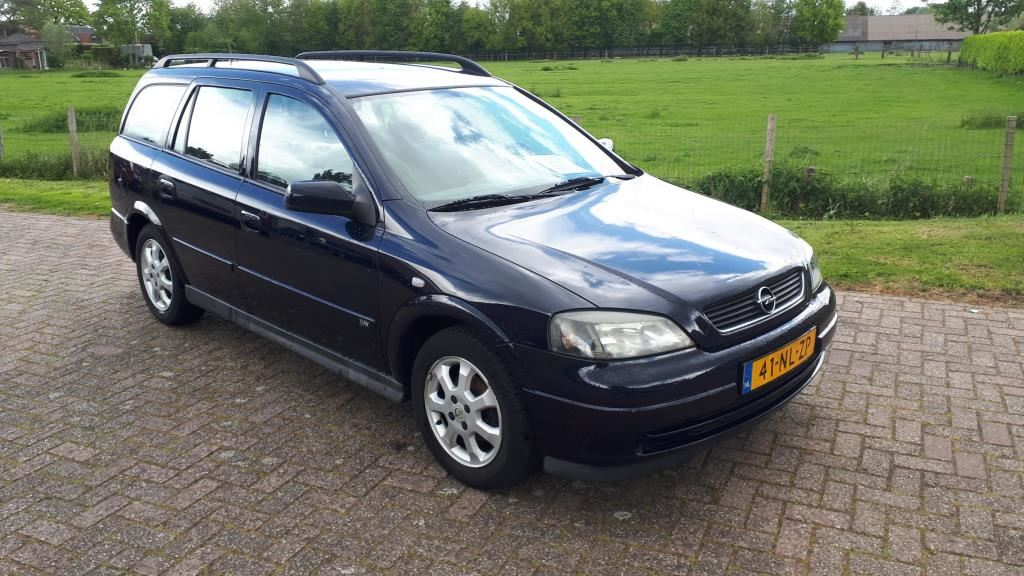 Opel Astra Wagon occasion - Goed en Betaalbare Auto