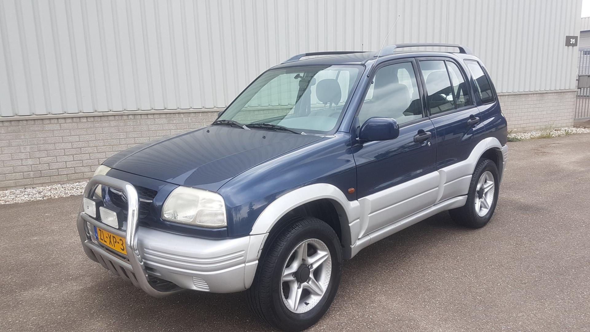 Suzuki Grand Vitara occasion - Terborg Auto's