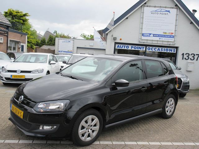 Volkswagen Polo 1.2 TDI BlueMotion Comfort Edition airco/cruise/zuinig/luxe uitvoering?