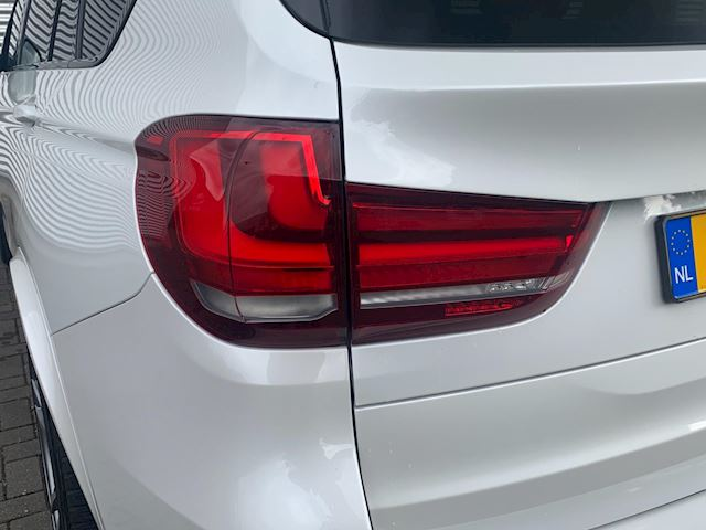 BMW X5 4.0d xDrive High Executive M-sport Panoramadak