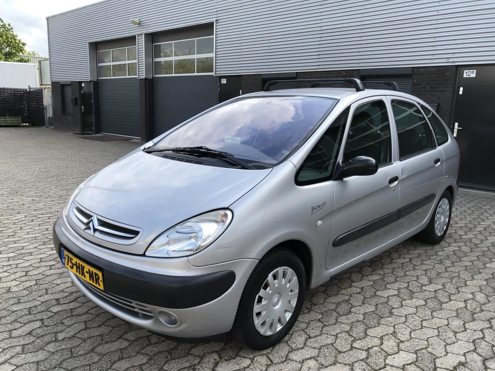 Citroen Xsara Picasso occasion - City Cars Breda