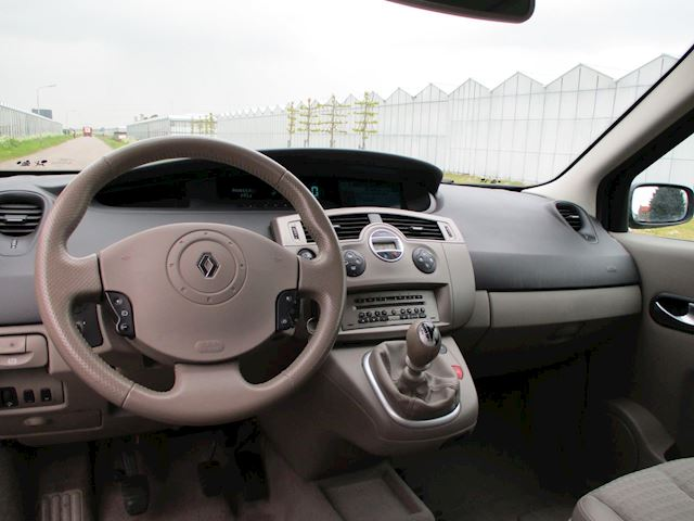 Renault Grand Scénic 2.0-16V Tech Line 7 Persoons