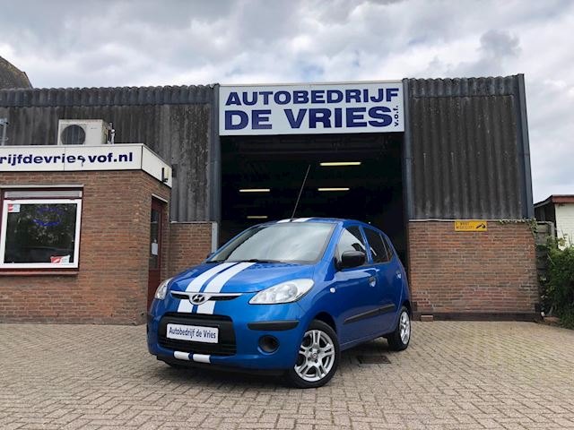 Hyundai I10 occasion - Autobedrijf de Vries