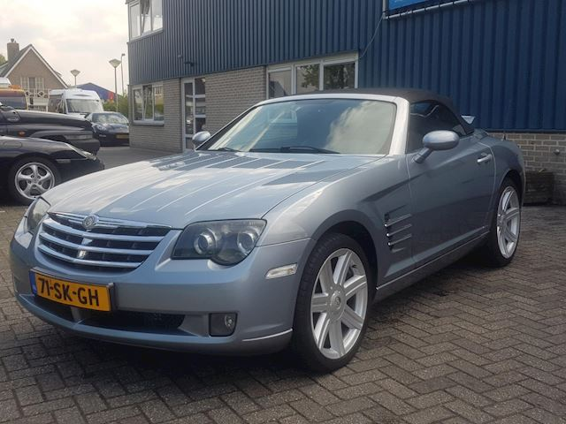 Chrysler Crossfire Cabrio 3.2 V6 Limited